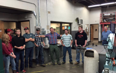 North Mahaska Welding Academy