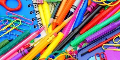 Elementary Student School Supplies