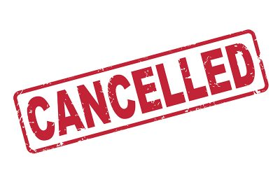 Football Game at Danville on September 30th Cancelled