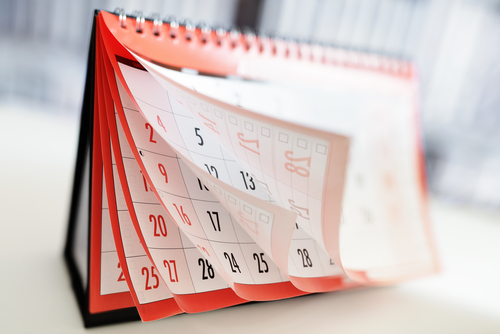School Calendar Correction