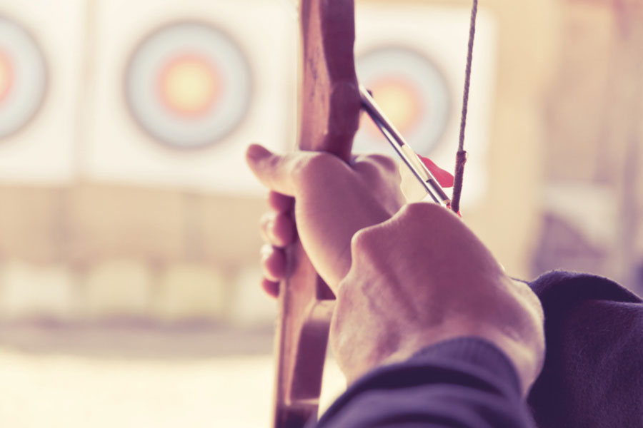 Archery Meeting – October 23