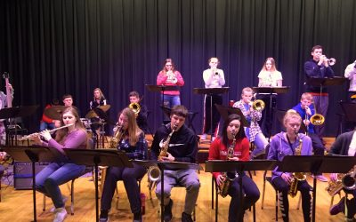 NM Jazz Receives I Rating!