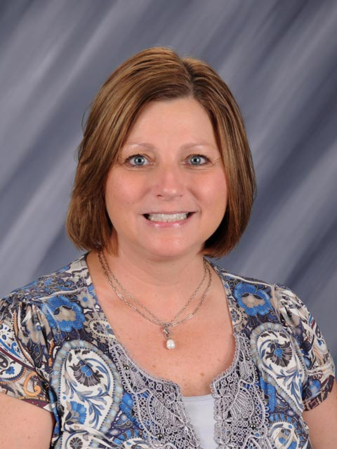 Terri Mateer, preschool teacher