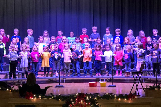 Join us! Elementary Christmas Concert | Dec. 6