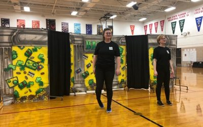 National Theatre for Children Performs at North Mahaska