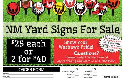 NM Yard Signs