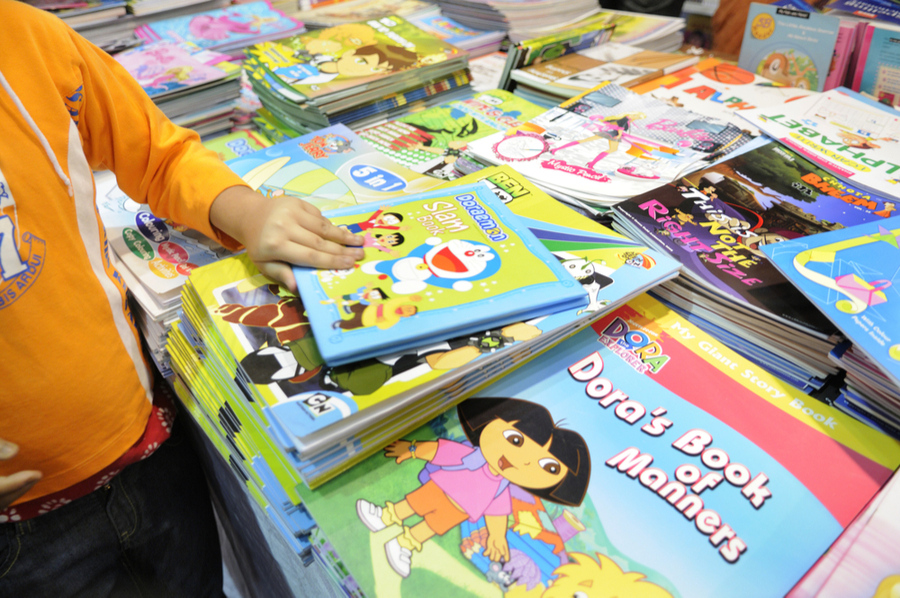 Stop by the Book Fair  |  Dec. 3 – 7