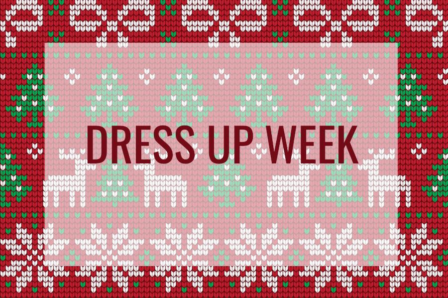 Christmas Dress-Up Week | Dec. 17 – 20 | North Mahaska Schools