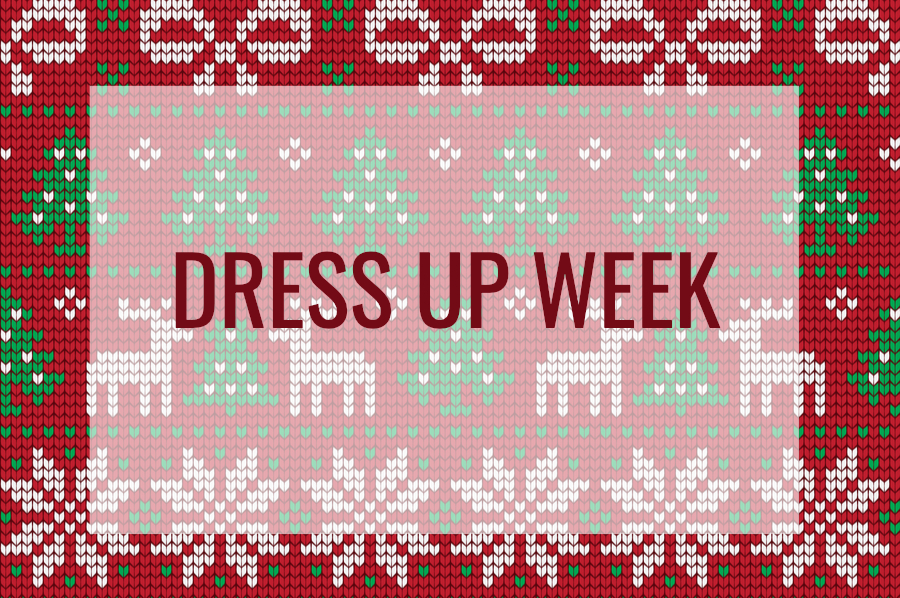 Christmas Dress-Up Week | Dec. 17 – 20