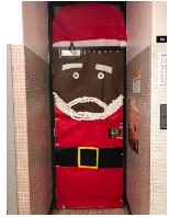 Door Decorating Contest – Voting Ends Sunday, Dec. 16