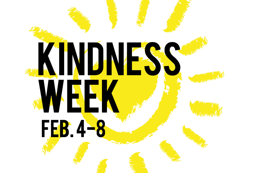 Kindness Week **NEW DATES** | Feb. 4 – 8
