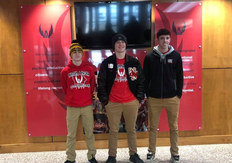 NM Wrestlers on to State!