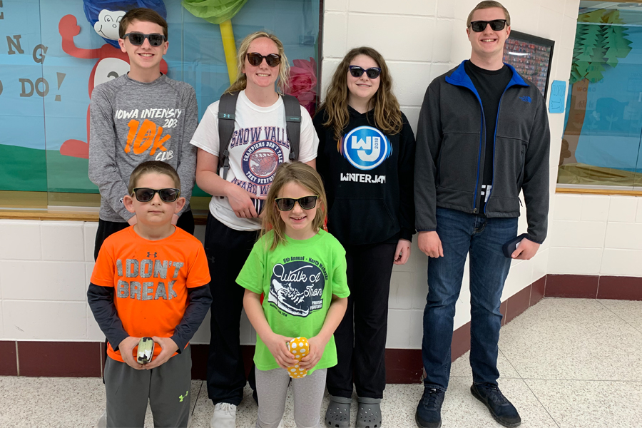 Health and Safety Fair Sunglasses Giveaway