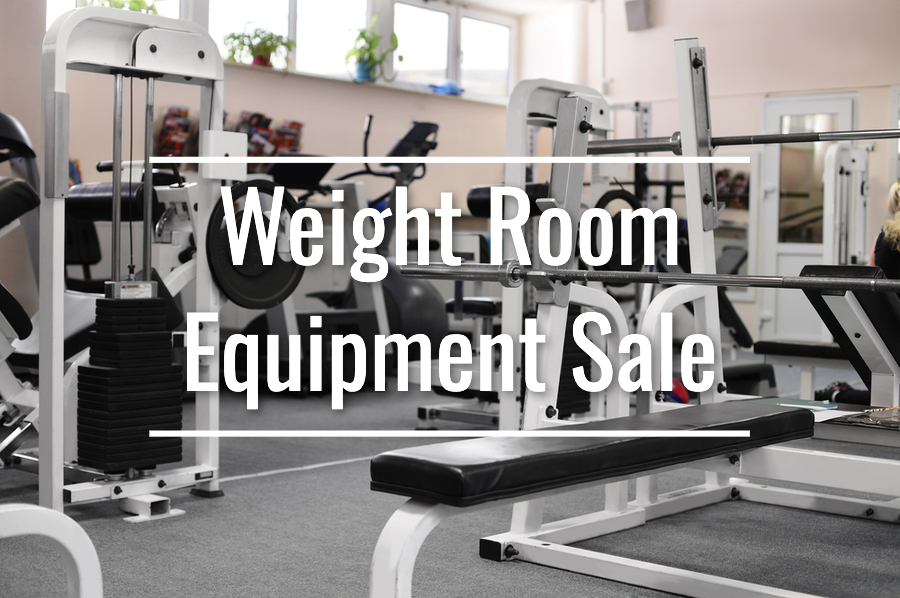 Weight Room Equipment for Sale | June 10