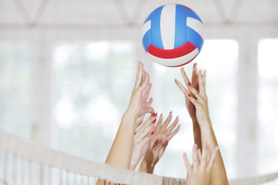 Volleyball Schedule | July and August
