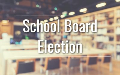 Upcoming School Board Elections