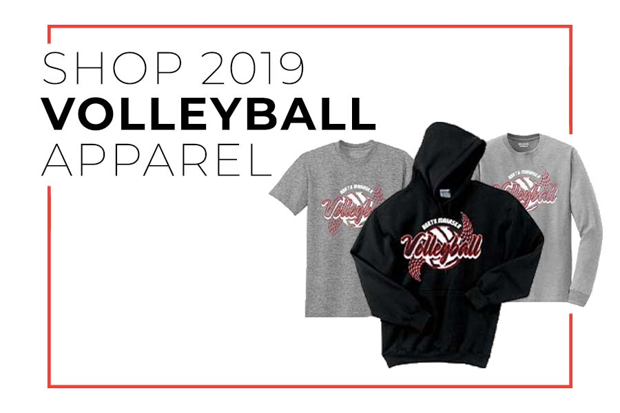 Volleyball Team Store