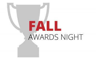 Fall Awards Night | Nov. 4