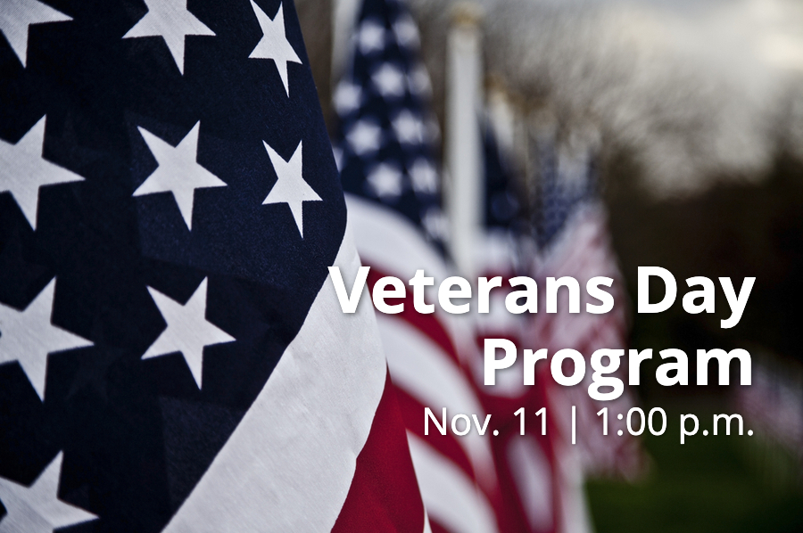 Veterans Day Program | Nov. 11