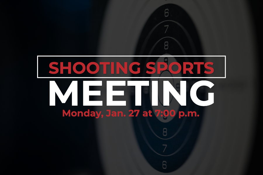 Shooting Sports Meeting | Jan. 27