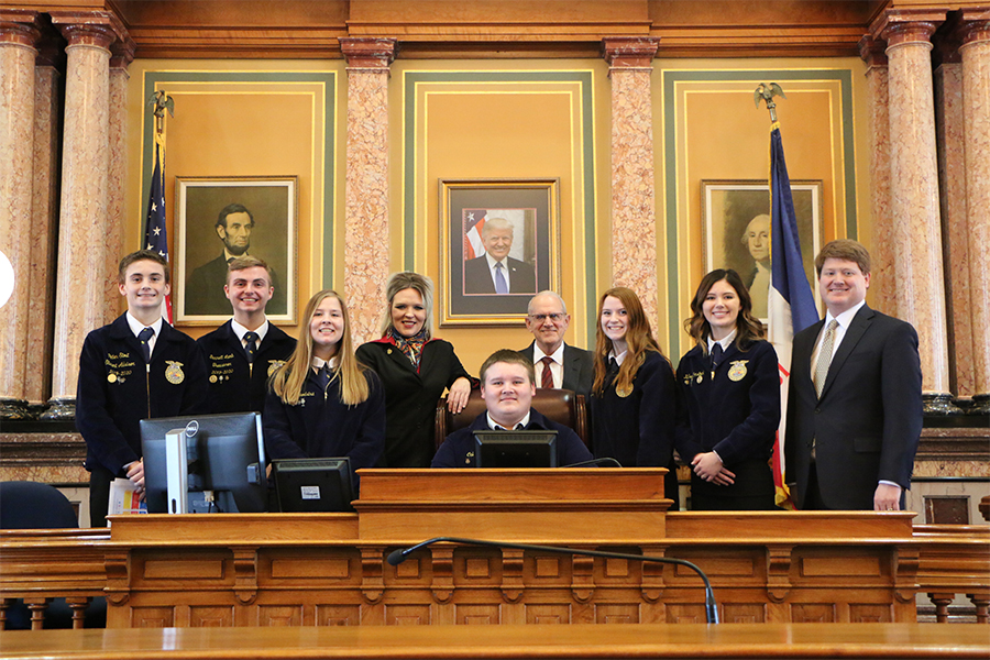 35th Annual Legislative Symposium & FFA Day