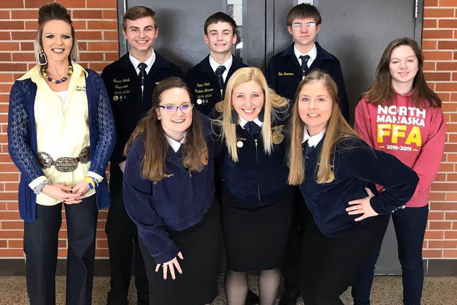 FFA is Advancing to Districts | March 14