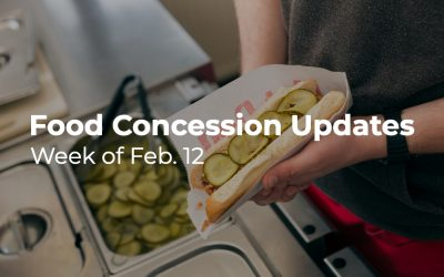 Food Concessions at Games | Week of Feb. 17