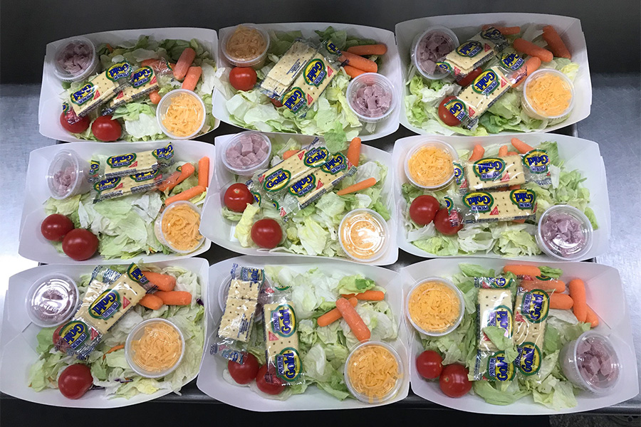 New Salad Option for Grades 5-12