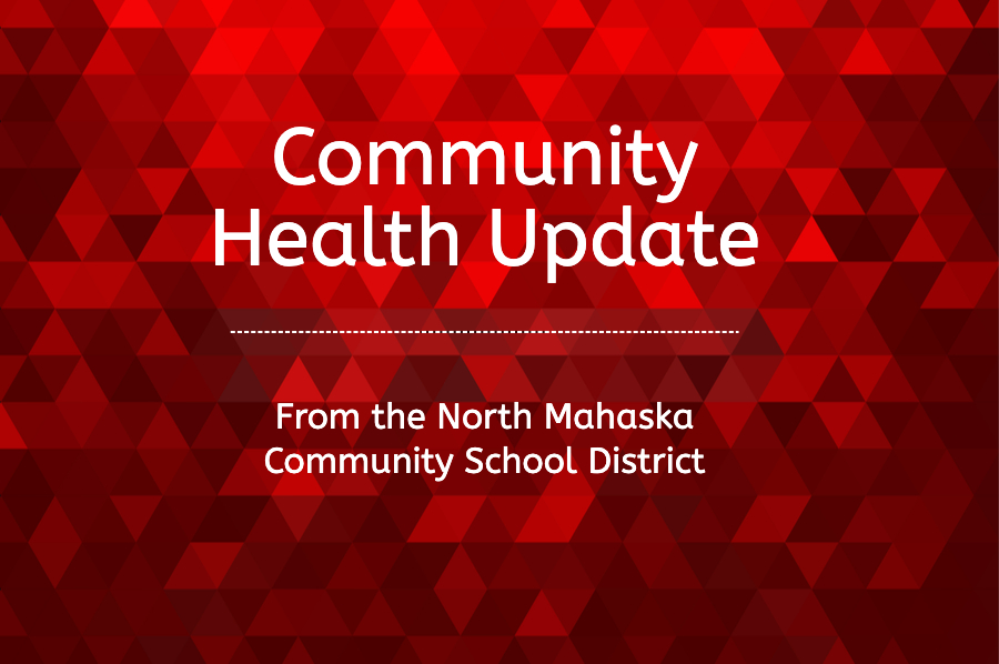 Healthy Community Update: Schedule Clarification
