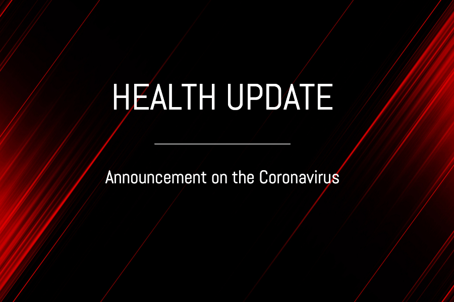 Coronavirus Update for Our Community