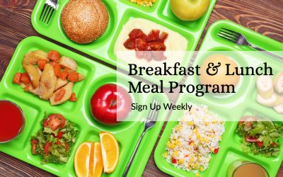 Meal Request Form | Week of March 30