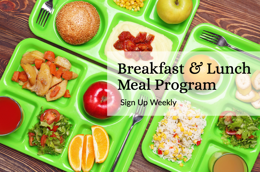 Meal Request Form | Week of May 18