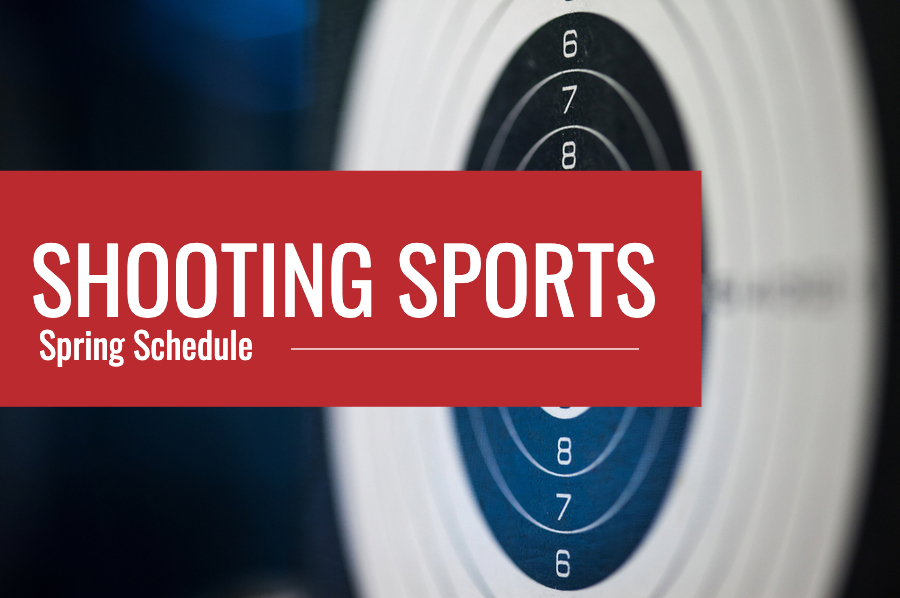 Shooting Sports Schedule