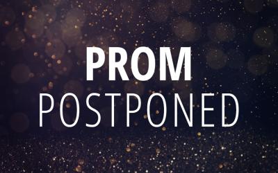 2020 Prom Postponed