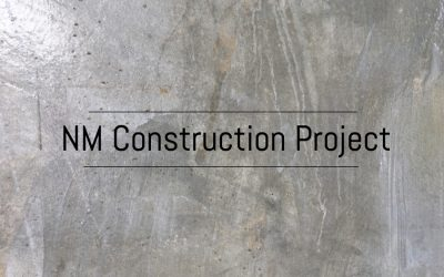 NM Construction Project, Bid Request