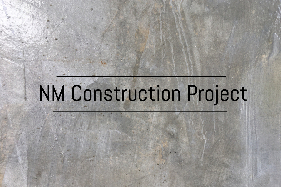 NM Construction Project, Bid Request
