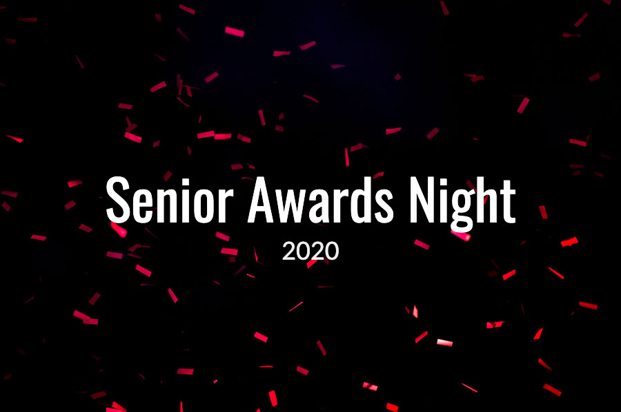 Senior Awards Night 2020