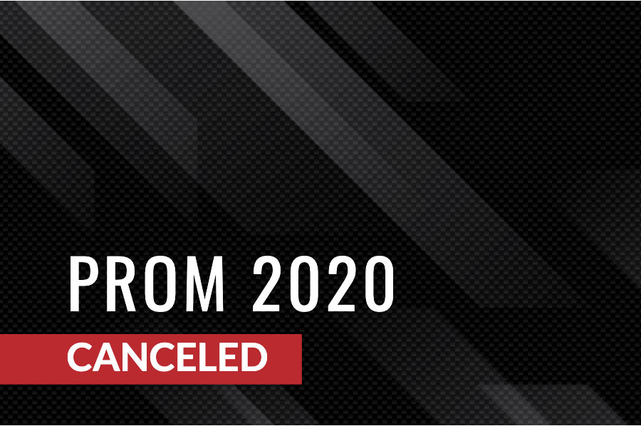 Prom 2020 Canceled