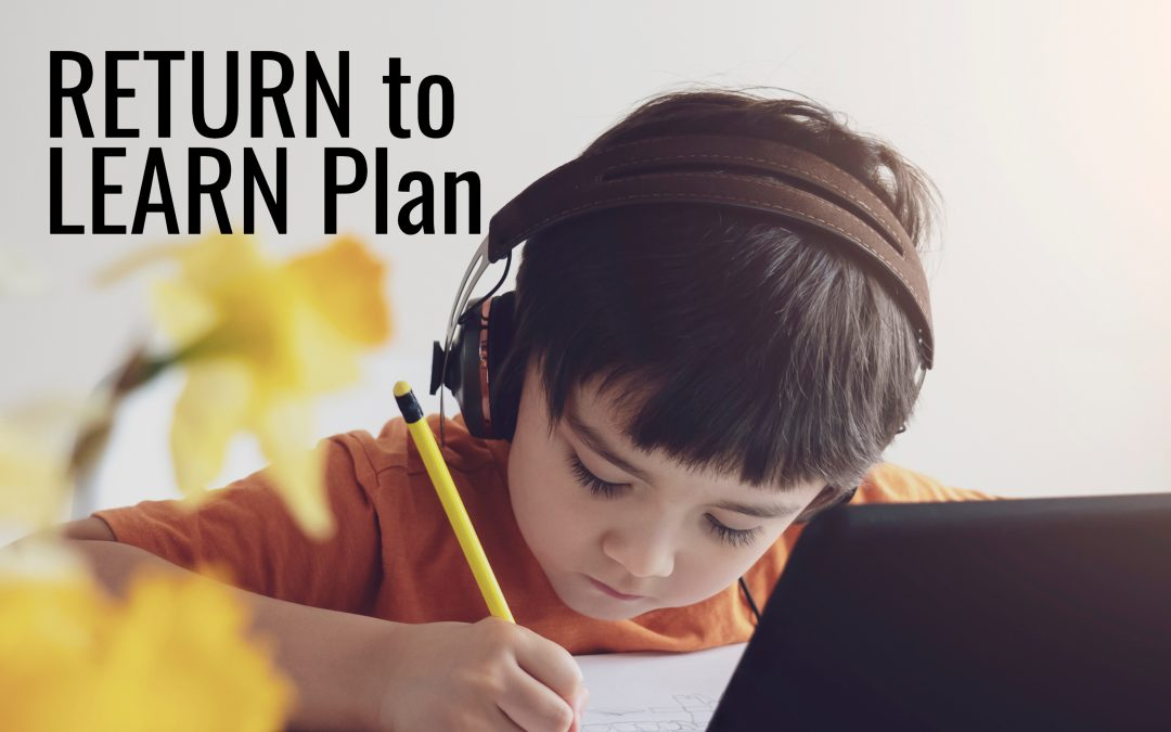 Return to Learn Plan