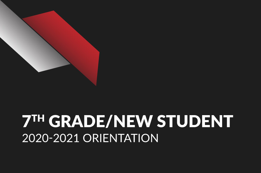 7th Grade/New Student Orientation