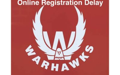 Online Registration Delay