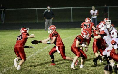 Big Plays Help in NM in Loss