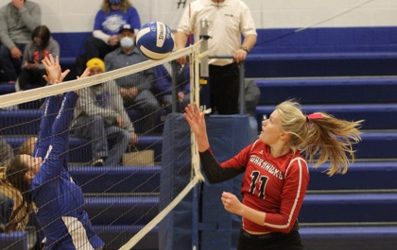 NM Advances in 1A Volleyball