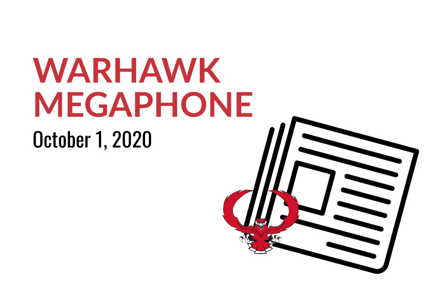 Warhawk Megaphone Vol. 1, Issue 4