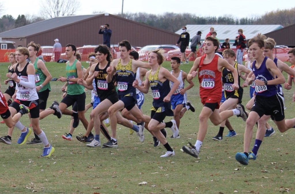 Harmon Competes at State