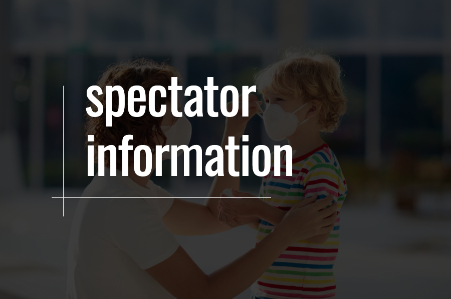 Updated Spectator Guidance