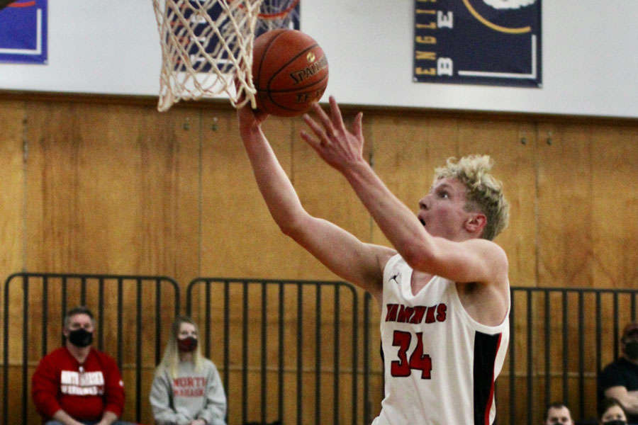 NM Boys Advance to District Semifinal