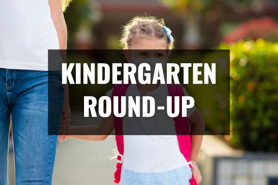Kindergarten Round-Up Information