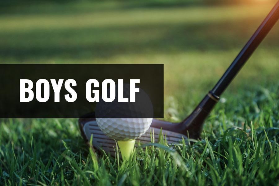 NM Boys Top HLV Golfers