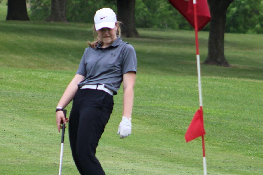 Moore 12th at Golf Regional
